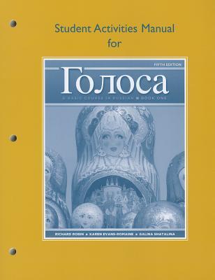 Golosa By Robin, Richard M./ Evans-Romaine, Karen/ Shatalina, Galina/ Robin, Joanna M.